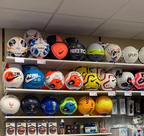 Newmarket Sports Footballs