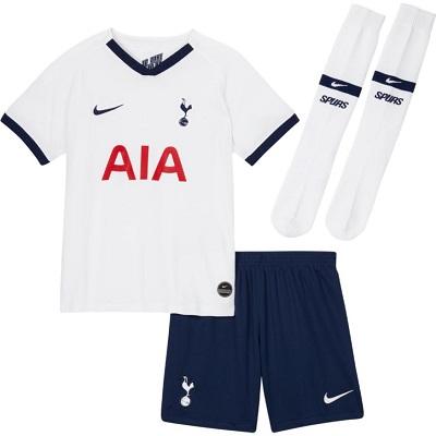 hot sale online 2e0ac 177de Tottenham Hotspur 2019/20 Home Little Kids' Soccer Kit