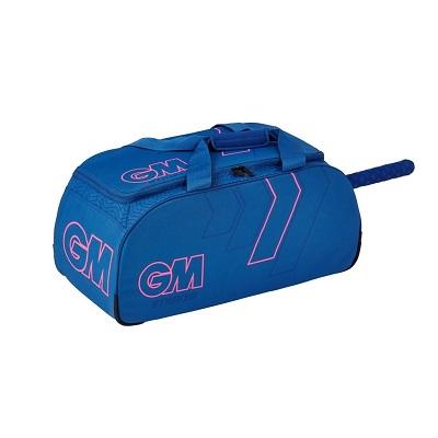 G/&M CRICKET BAG STRIKER BAG BLACK//RED 4079