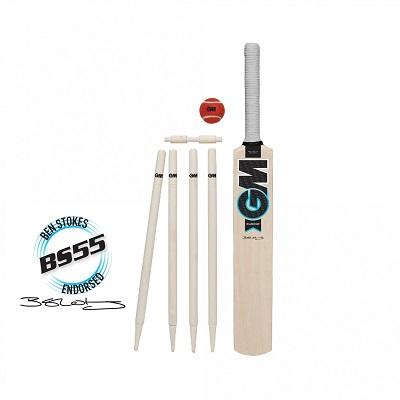 2019 Gunn /& Moore Ben Stokes BS55 Diamond 101 KW Junior Cricket Bat Size 2